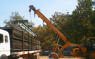 Crane Rental Services in Hyderabad